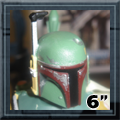 Yours truly reviews the new 6 inch Black Series Boba Fett