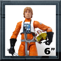 Clonesniper 78 reivews the first Black Series 6 inch figure of the Pilot Luke Skywalker
