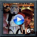 Rex Smoke does his very first Youtube Review for the new Six Inch Black Series Sandtrooper