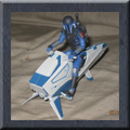 Jedi Hunter reviews the new clone Wars Mandalorian with Speeder!