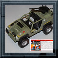 Wreckage reviews the SDCC Exclusive 2013 Transformers/JOE Hound/Vamp