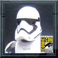 Yours truly reviews the new SDCC 2015 First Order Trooper!