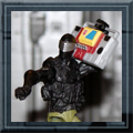 Wreckage reviews the SDCC Exclusive Transformers 2013 Transformers/JOE Snake Eyes and Blaster